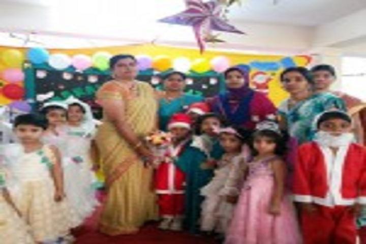 Narayana Schools-Christmas Celebrations