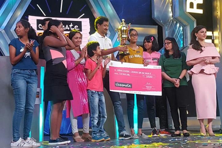 Narayana Schools-Sports winner