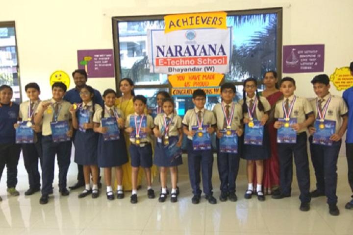 Narayana Schools-Achievements
