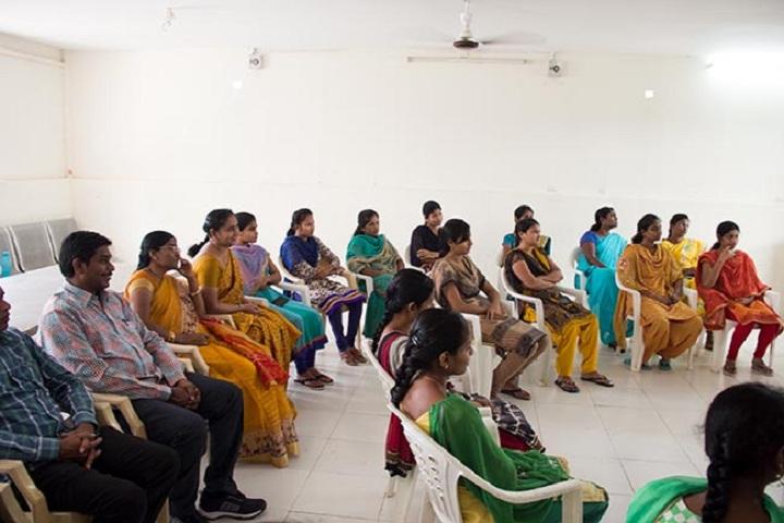 Narayana Schools-Meeting