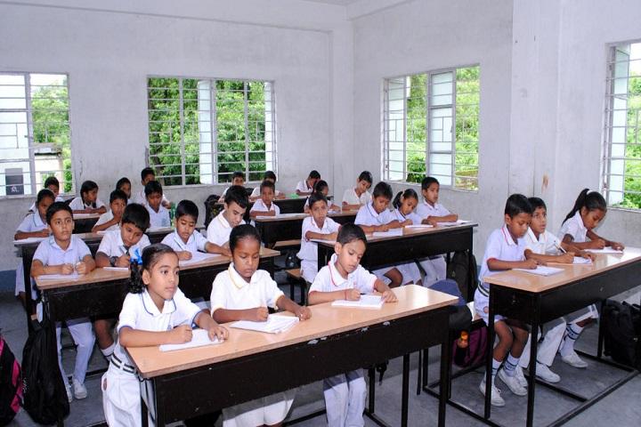 Nirmaan Vidya Jyoti School-Classroom
