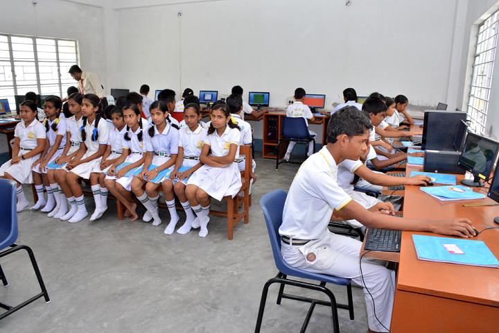 Nirmaan Vidya Jyoti School-Computer Lab