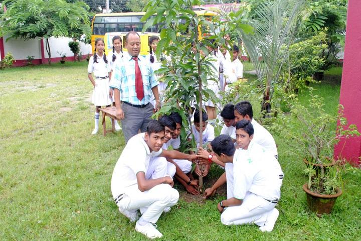 Nirmaan Vidya Jyoti School-Green Day