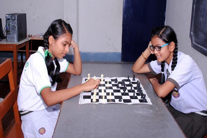 Nirmaan Vidya Jyoti School-Indoor Games