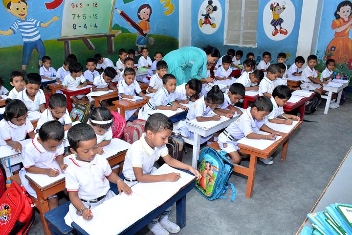 Nirmaan Vidya Jyoti School-Nursery Class
