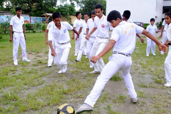 Nirmaan Vidya Jyoti School-Play Area