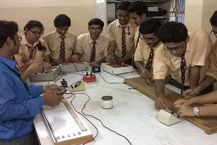 North Point Secondary School-Physics Lab