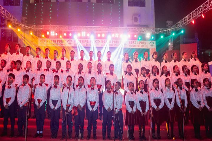 North Point Secondary School-Music