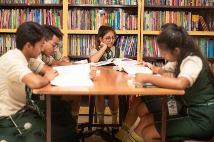 Olivia Enlightened English School-Library