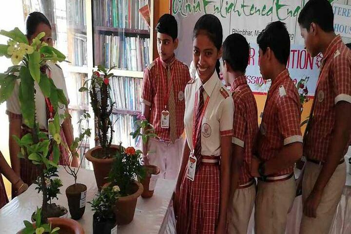 Olivia Enlightened English School-Planting Awareness