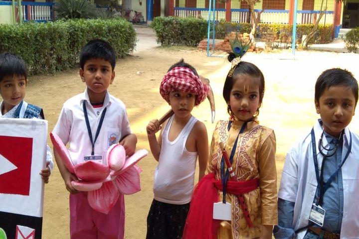 Oriental Public School-Fancy Dress