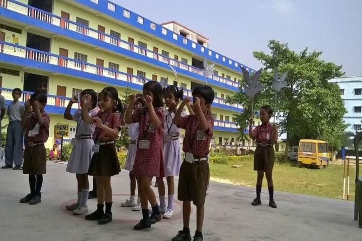 Oriental Public School-Kids Activity