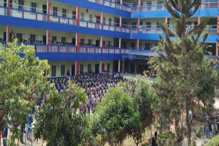Oriental Public School-Campus View