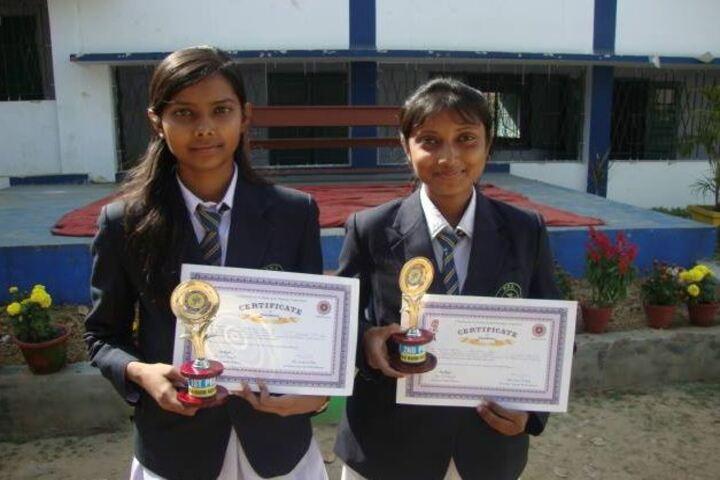 Priyadarshini Public School-Certification