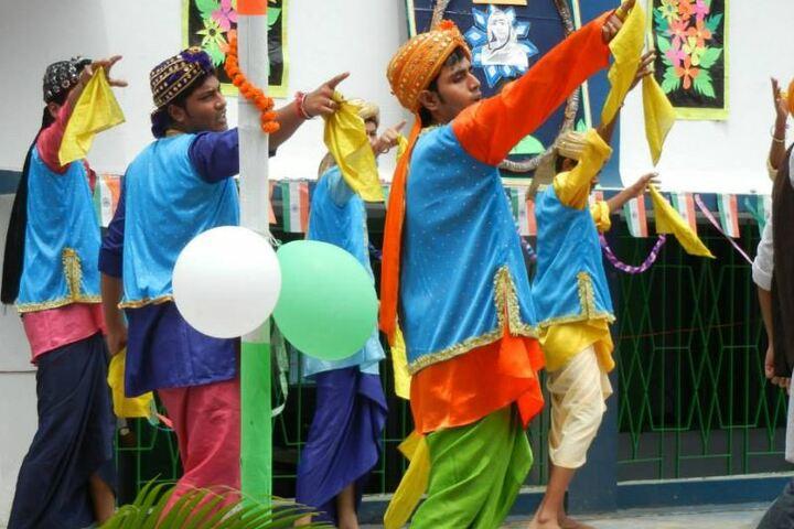 Priyadarshini Public School-Cultural Dance