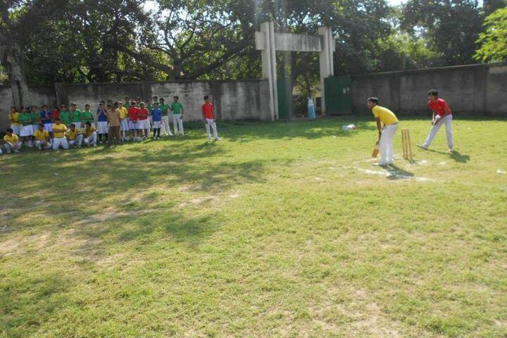 Priyadarshini Public School-Ground