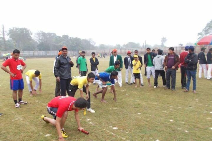 Priyadarshini Public School-Running Race