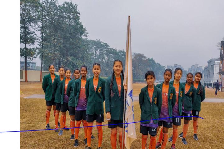 Royal Academy-Sports Team