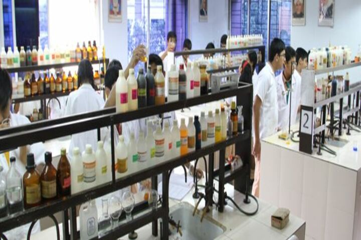 Ryan International School-Chemistry Lab