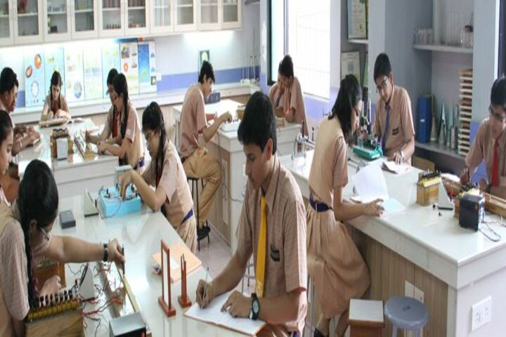 Ryan International School-Laboratory