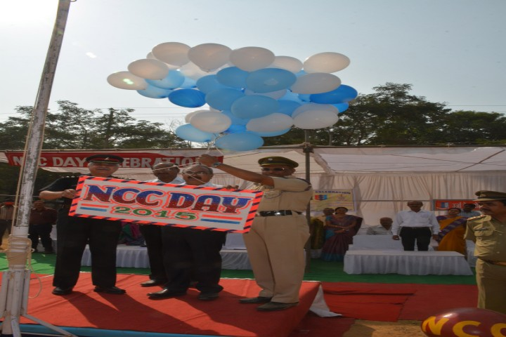 BSP SR SECONDARY SCHOOL NCC day