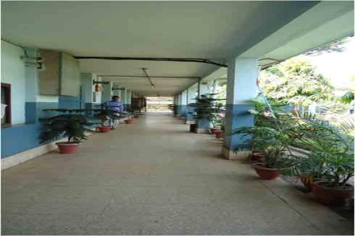 BSP SR SECONDARY SCHOOL corridor