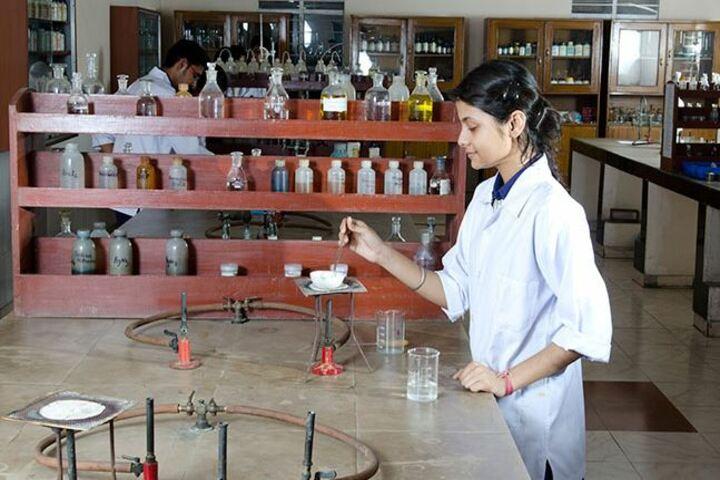 S K S Public School-Chemistry Lab