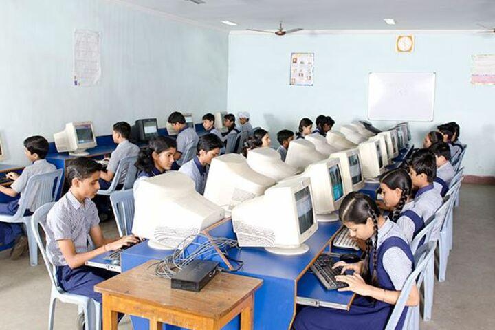 S K S Public School-Computer Lab