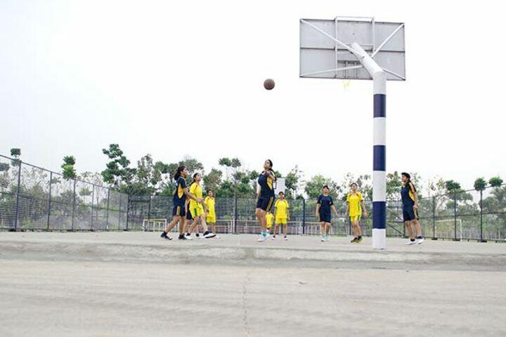 S K S Public School-Sports