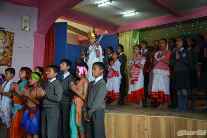 Sai Sundaram School-Drama