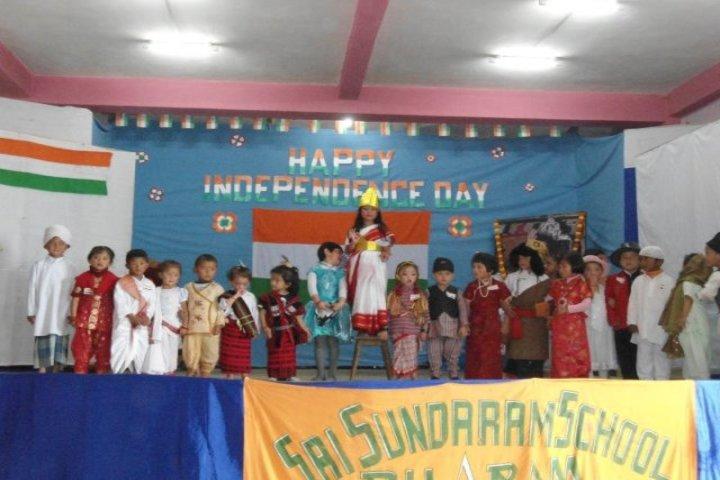 Sai Sundaram School-Fancy Dress