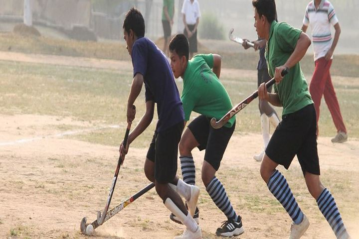 Sainik School-Hockey