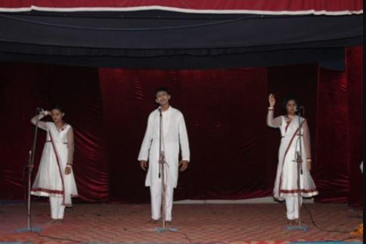 Sainik School-Singing