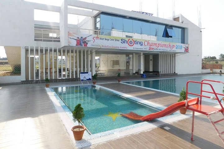 Saraswati Devi International School-Swimming Pool