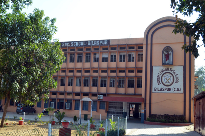 Burgess English Higher Secondary School-Campus View