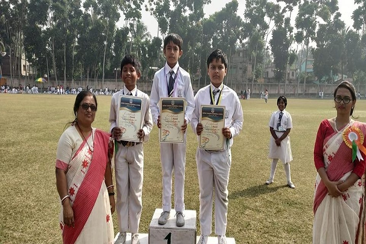 Satish Chandra Memorial School-Achievements