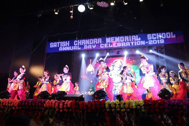 Satish Chandra Memorial School-Annual Day