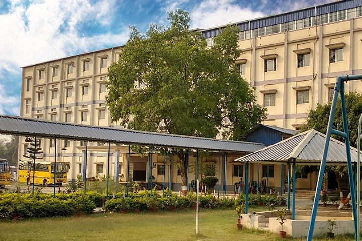 Satish Chandra Memorial School-Campus View