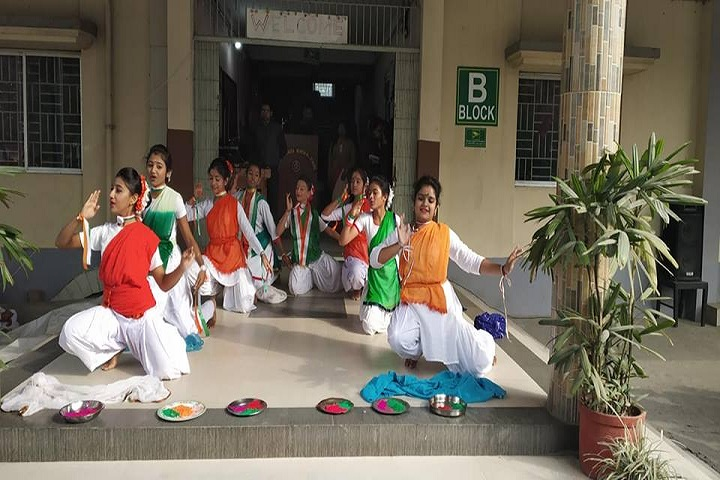 Satish Chandra Memorial School-Independence Day