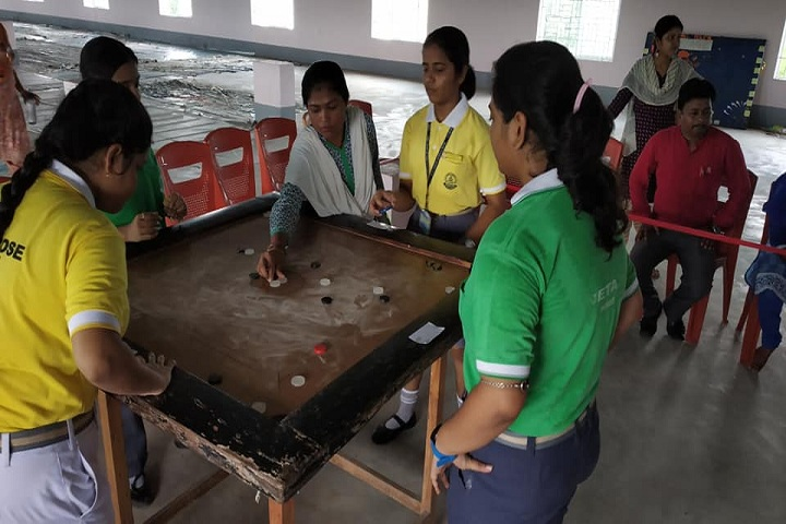Satish Chandra Memorial School-Indoor Games