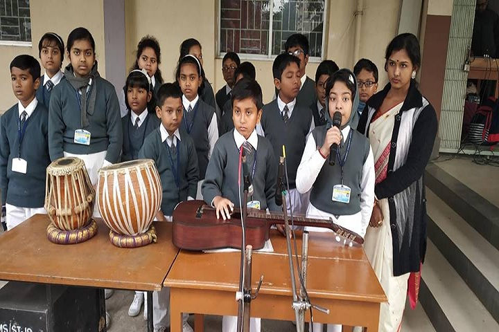Satish Chandra Memorial School-Music