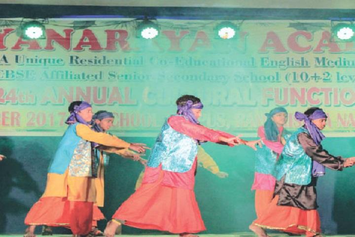 Satya Narayan Academy-Annual Day