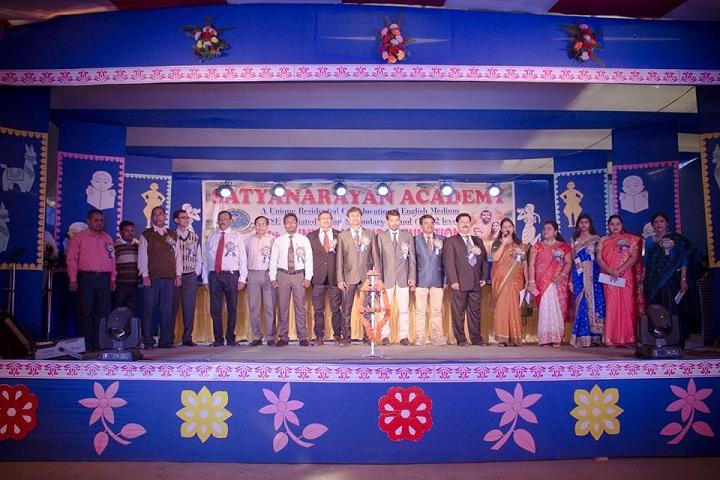 Satya Narayan Academy-Staff