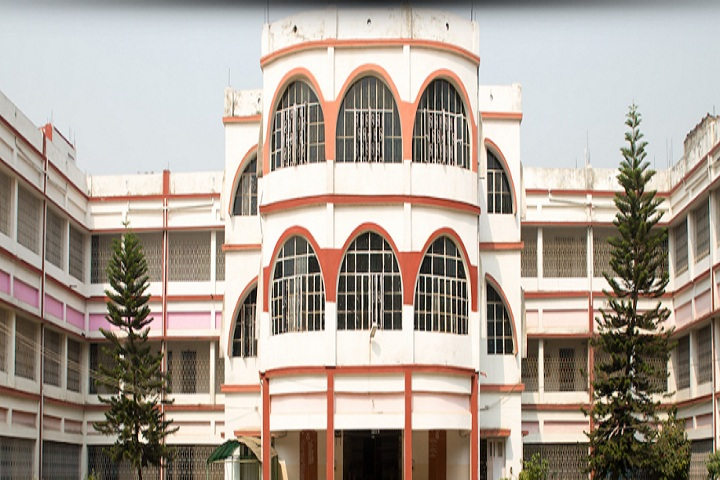Shamayita Convent School-Campus View