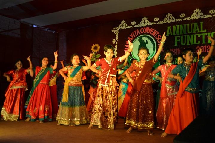 Shamayita Convent School-Dance