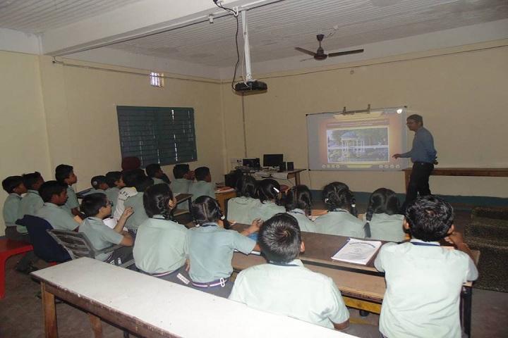 Shri Krishna Pranami Vidya Niketan-Classroom