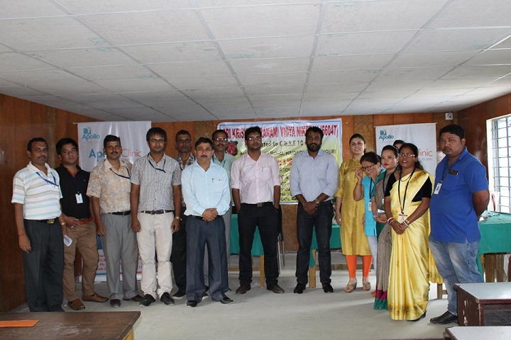 Shri Krishna Pranami Vidya Niketan-Staff