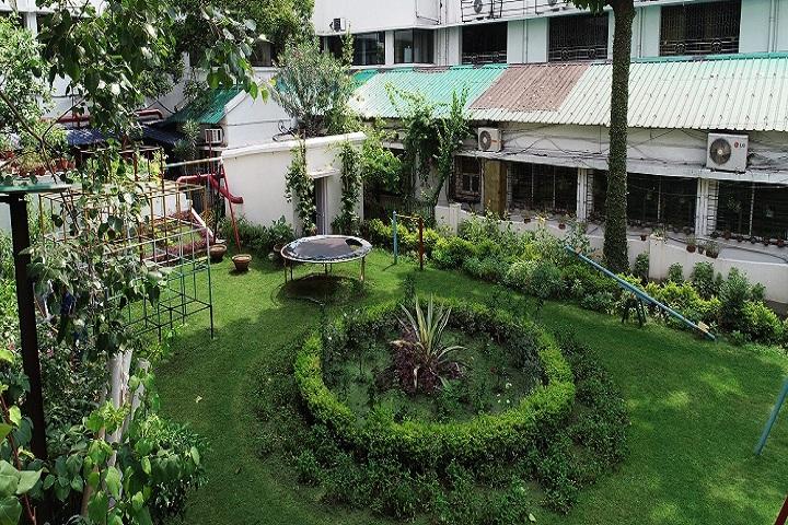 Shri Shikshayatan School-Garden