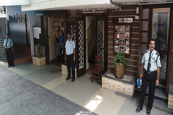 Shri Shikshayatan School-Security