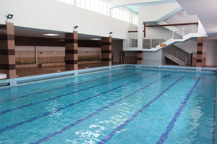 Shri Shikshayatan School-Swimming Pool